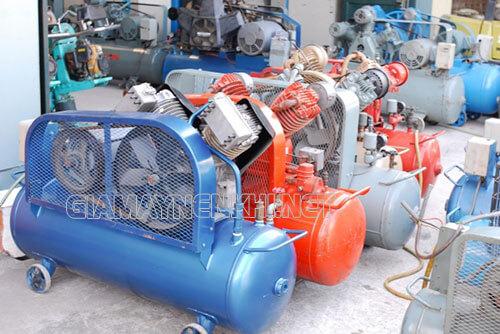 Bí quyết để chọn mua được máy nén khí cao áp cũ tốt nhất