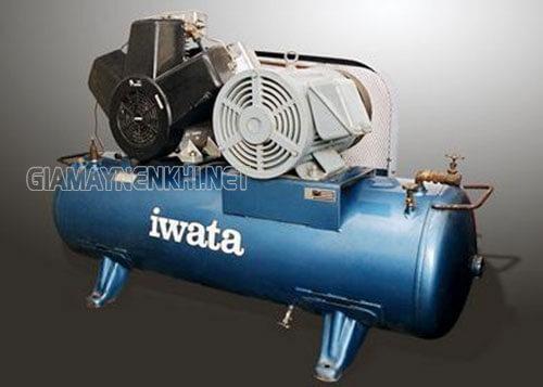 Mua máy nén khí Iwata độc quyền ở đâu để có giá tốt?
