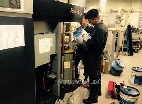 Dầu máy nén khí có vai trò quan trọng ảnh hưởng tới hiệu quả hoạt động của máy