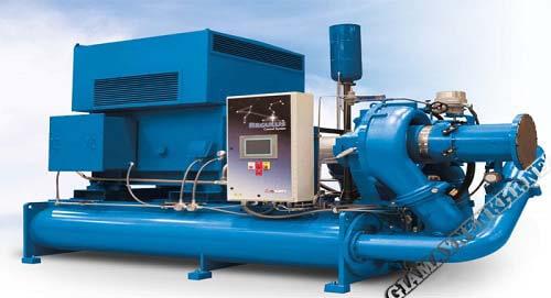 Ứng dụng của máy nén khí ly tâm trong cuộc sống