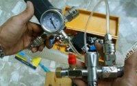 Hướng dẫn chỉnh áp suất máy nén khí