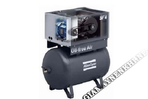Tìm hiểu về máy nén khí dạng cuộn