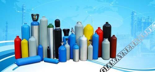 Các loại bình chứa khí nén