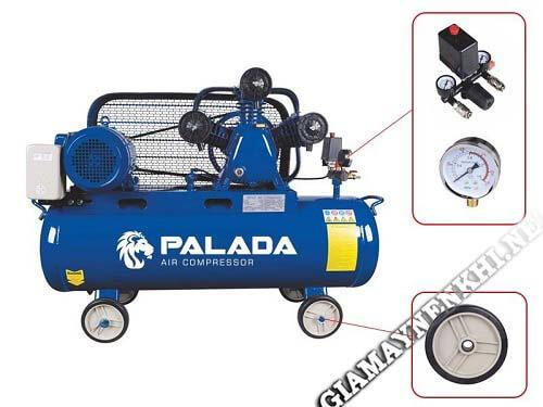Lý do gì máy nén khí Palada thu hút người tiêu dùng?