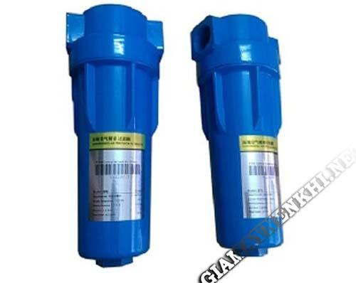Bộ lọc tách nước máy nén khí công nghiệp có chức năng gì?