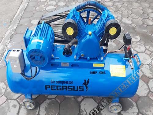 Đánh giá về dòng máy nén khí Pegasus 10HP