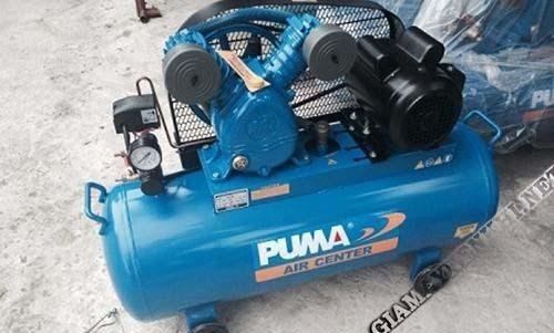 Máy nén không khí Puma có công suất 1/2Hp hoạt động lâu bền