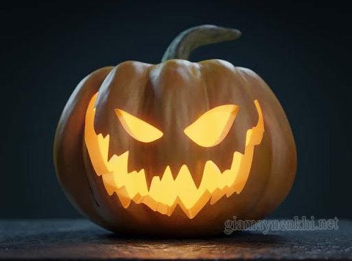 Cách làm đèn bí ngô Halloween