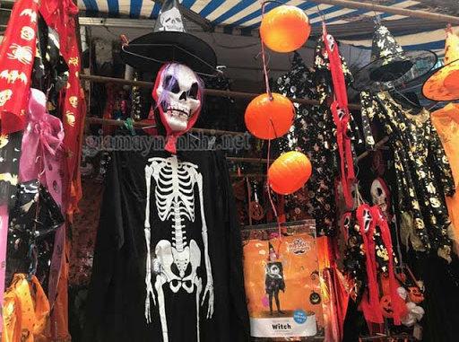 Địa điểm tổ chức lễ hội halloween