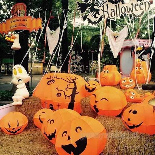 [Bật mí] Halloween 2020 chơi ở đâu? Lễ hội Halloween ở Việt Nam