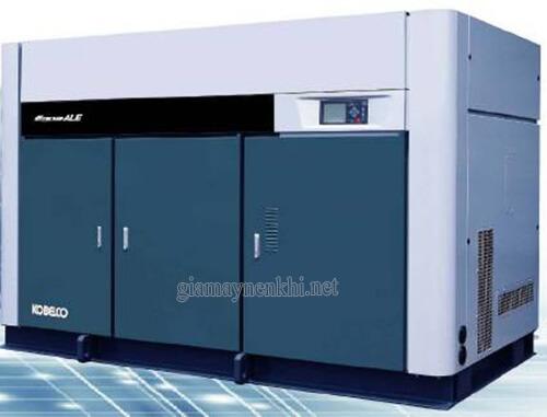 Máy nén khíKobelco được đánh giá cao bởi chất lượng khí nén sạch