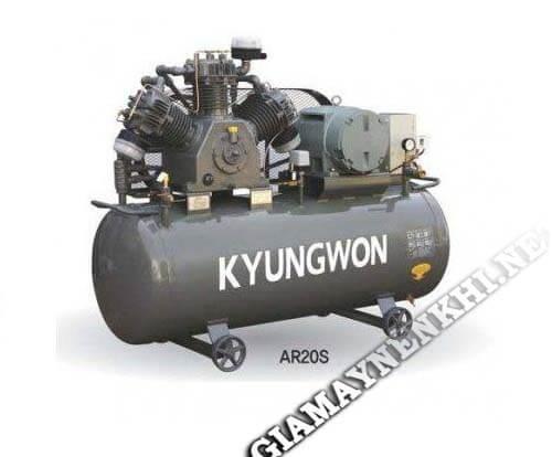 Máy bơm khí nén thuộc hãng Kyungwon