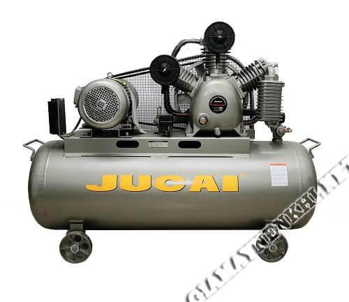 Máy nén không khí Jucai hoạt động mạnh mẽ