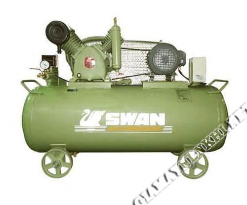 Máy bơm khí nén 2 cấp Swan HVP – 203 – 3Hp
