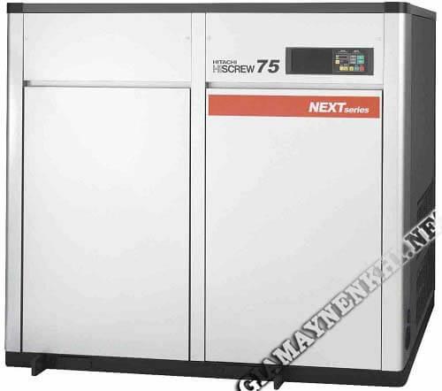 Máy nén không khí nhập khẩu Hitachi chất lượng đảm bảo