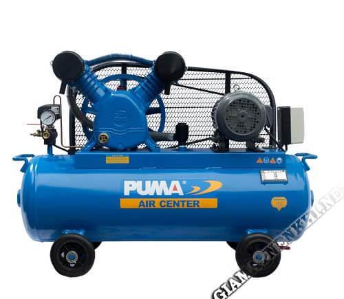 Máy nén khí Puma là một trong những sản phẩm phổ biến tại gara ô tô