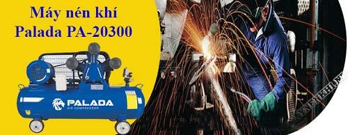 Sản phẩm nén khí Palada model PA – 20300 cung cấp khí nén tối ưu cho công việc