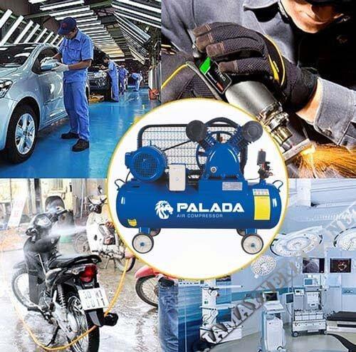 Hệ thống máy nén cho ra nguồn khí sạch phục vụ mọi công việc
