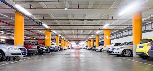 Tiêu chuẩn thiết kế bãi đỗ xe tầng hầm