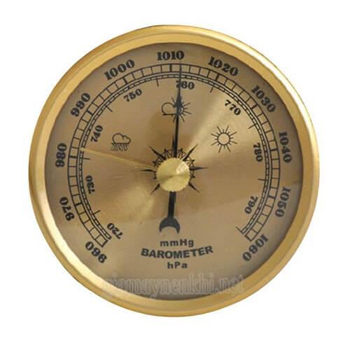 cách tính áp suất khí quyển