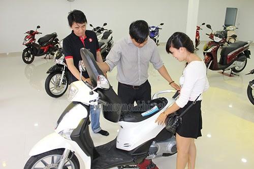 Cách mặc cả khi mua xe máy