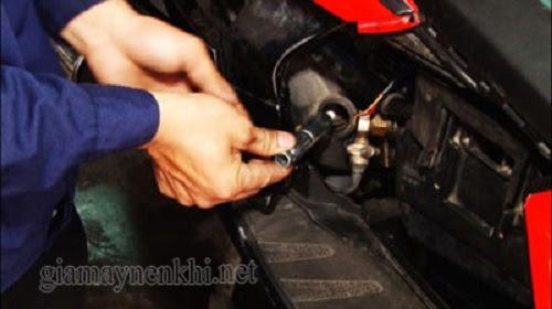 huớng dẫn chỉnh xe máy ăn ít xăng