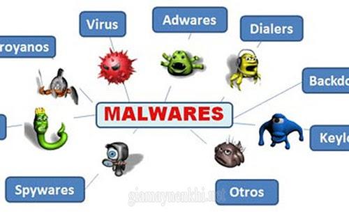 Nguyên nhân máy tính chạy chậm do virus