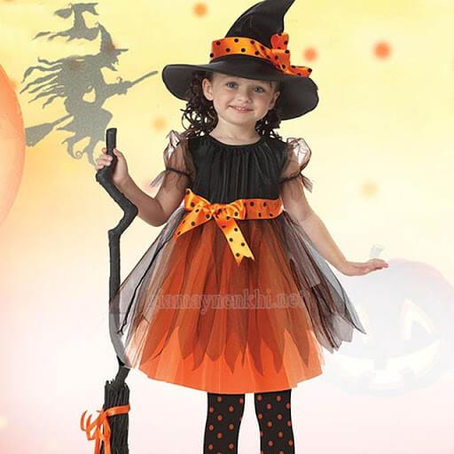 Cho bé đi chơi Halloween ở đâu