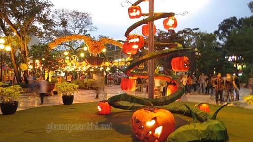 Chơi Halloween ở đâu Sài Gòn