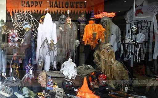 Địa điểm bán đồ Halloween TPHCM