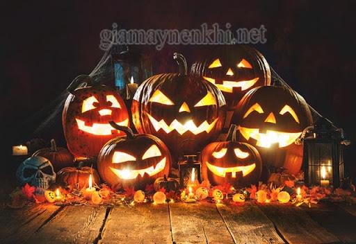 Địa điểm chụp hình Halloween