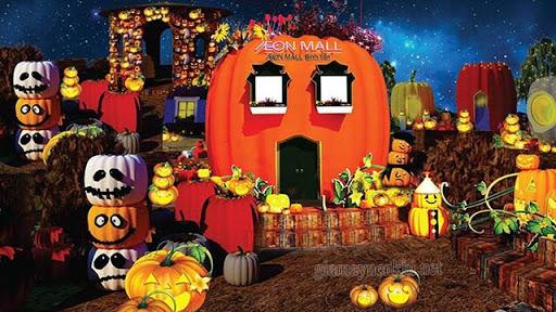 Địa điểm tổ chức Halloween ở TPHCM
