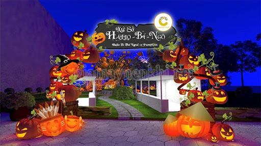 Lễ hội Halloween tại TPHCM