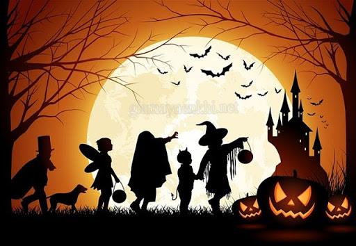 Mua đồ Halloween ở đâu?