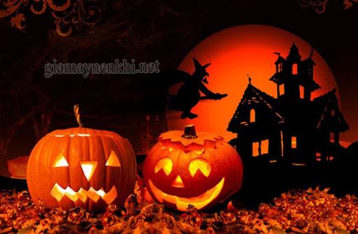Đèn Bí Ngô Halloween 2020