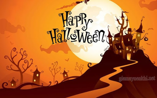 Tổ chức lễ hội Halloween ở trường mầm non