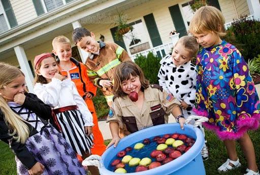 Trò chơi Halloween cho trẻ em