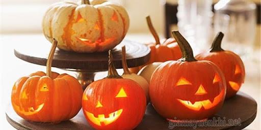 Trò chơi halloween cho trẻ mầm non