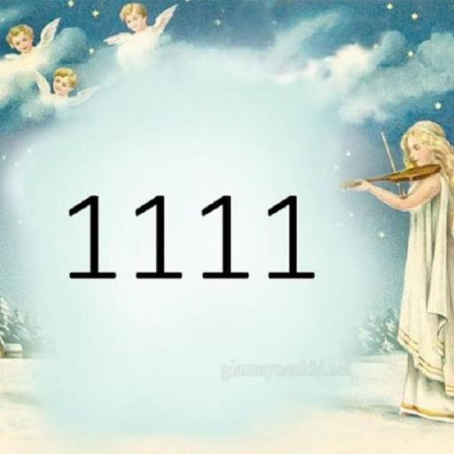 Ý nghĩa của con số 1111 là độc thân
