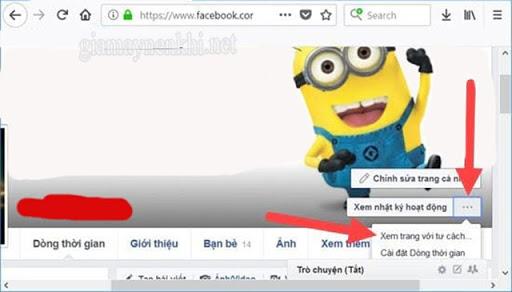 hiển thị số người theo dõi trên facebook