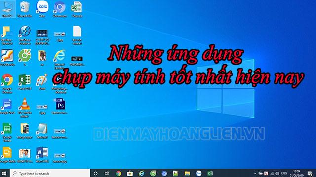 ứng dụng chụp màn hình máy tính