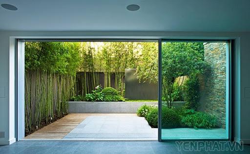 Một không gian sống trong lành giúp bạn có được một sức khỏe tốt