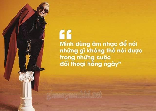 Những câu rap thính của BinZ