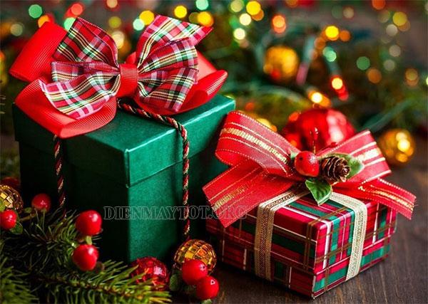 quà tặng thắt nơ ngày giáng sinh ý nghĩa
