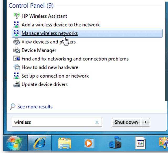 cách phát wifi trên máy tính