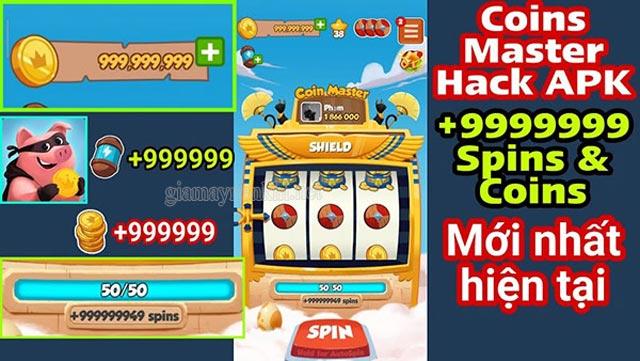 coin master spin miễn phí