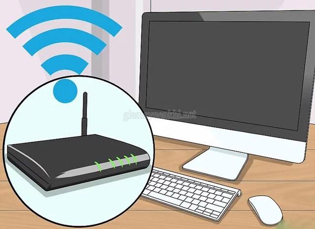 ping wifi không ổn định