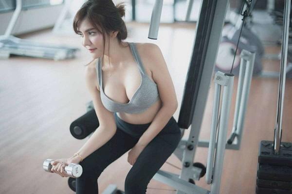 stt hấp dẫn về gym