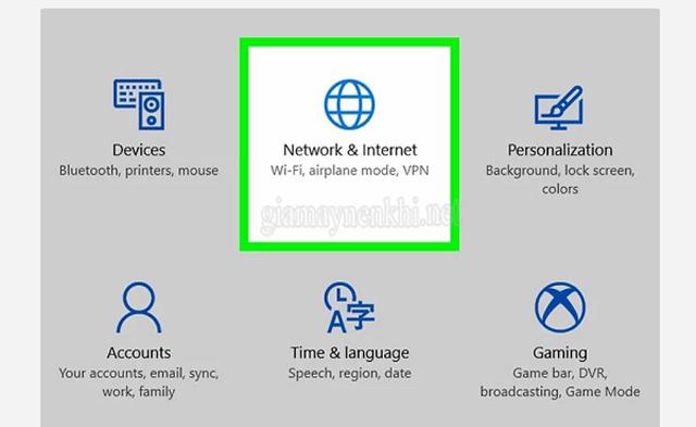 Kiểm tra tốc độ Internet trên Windows