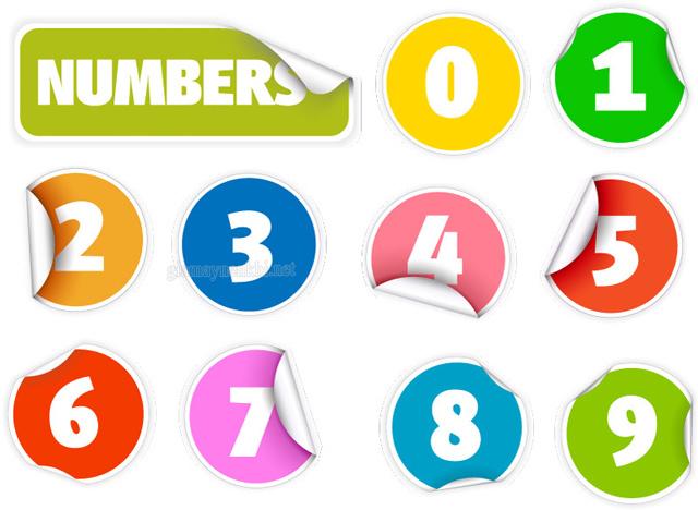 ý nghĩa của các con số